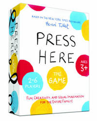 Press Here Game by Herve Tullet