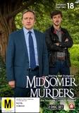Midsomer Murders: Season 18 (Part 2) on DVD