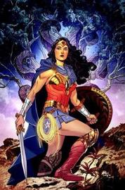Wonder Woman Vol. 4 Godwatch (Rebirth) by Greg Rucka