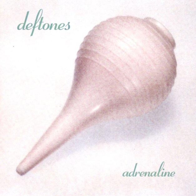 Deftones - Adrenaline Vinyl by Deftones