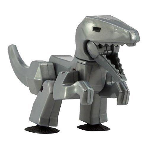 Stikbot: Dino Single - Velociraptor (Silver) image