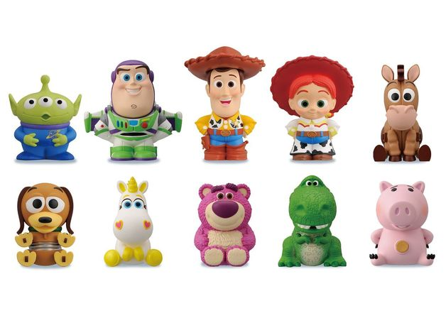 Toy Story: Soft Vinyl Puppet Mascot - Blind Box