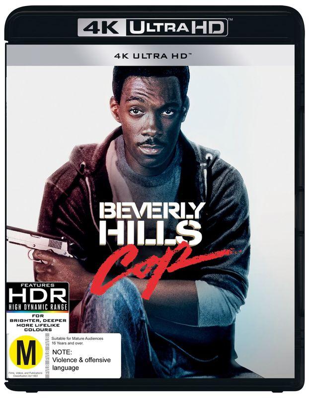 Beverly Hills Cop (4K UHD) on UHD Blu-ray