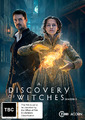 A Discovery Of Witches: Season 2 on DVD