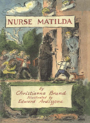 Nurse Matilda by Christianna Brand image