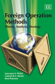 Foreign Operation Methods by Lawrence S Welch image