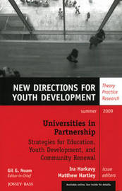 Universities in Partnership with Schools: Strategies for Youth Development and Community Renewal