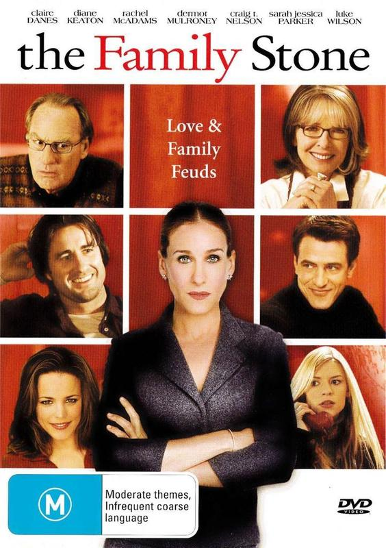 The Family Stone on DVD