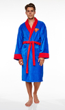 Superman Deluxe Bath Robe
