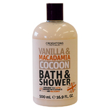 Creightons Bath & Shower - Vanilla & Macadamia (500ml)