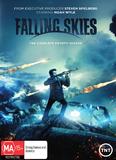 Falling Skies Season 4 on DVD