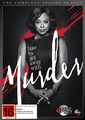 How To Get Away With Murder - The Complete Second Season DVD
