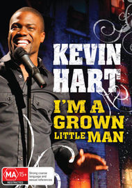 Kevin Hart: I'm A Grown Little Man on DVD