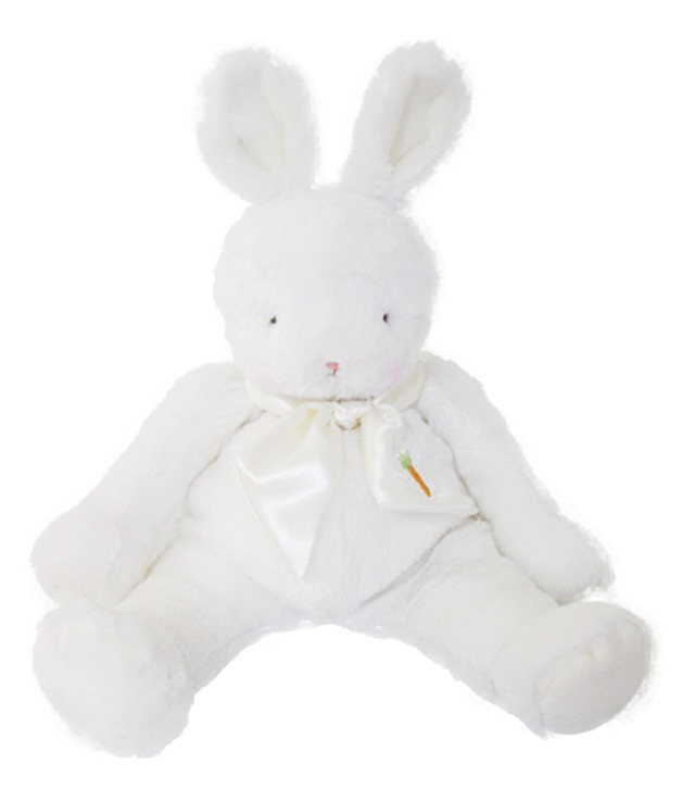 Bunnies By The Bay: Sweet & Tender White Plush (Large)