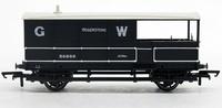 Hornby: GWR AA15 20 Ton Goods Brake Van 'Toad' 56866