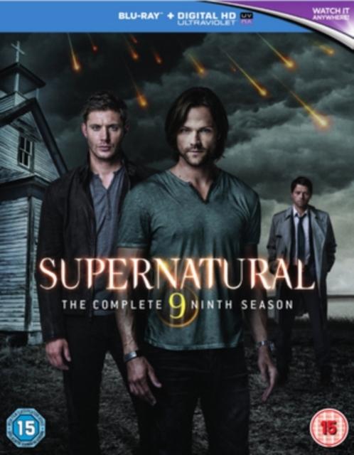 Supernatural: The Complete Ninth Season on Blu-ray