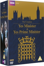 Yes Minister Yes Prime Minister The Complete Box Set on DVD