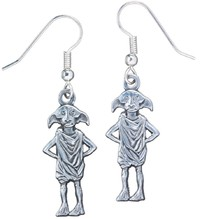 Harry Potter Earrings - Dobby the House-Elf (silver plated)