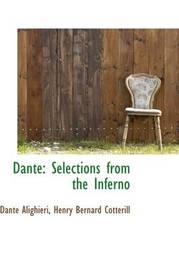 Dante: Selections from the Inferno by Dante Alighieri image