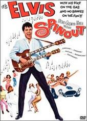 Elvis: Spinout on DVD
