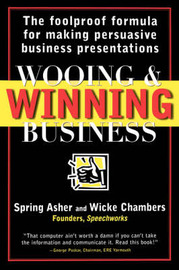 Wooing and Winning Business by Spring Asher image