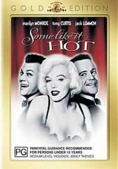 Some Like It Hot - Gold Edition on DVD