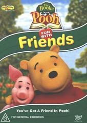 Book Of Pooh - Fun With Friends on DVD