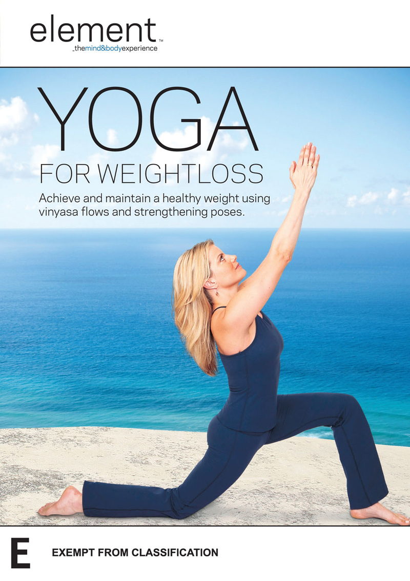 Element: Yoga for Weight Loss on DVD image