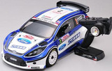 Kyosho Gas Powered 4WD ReadySet DRX Ford Fiesta Rally Car