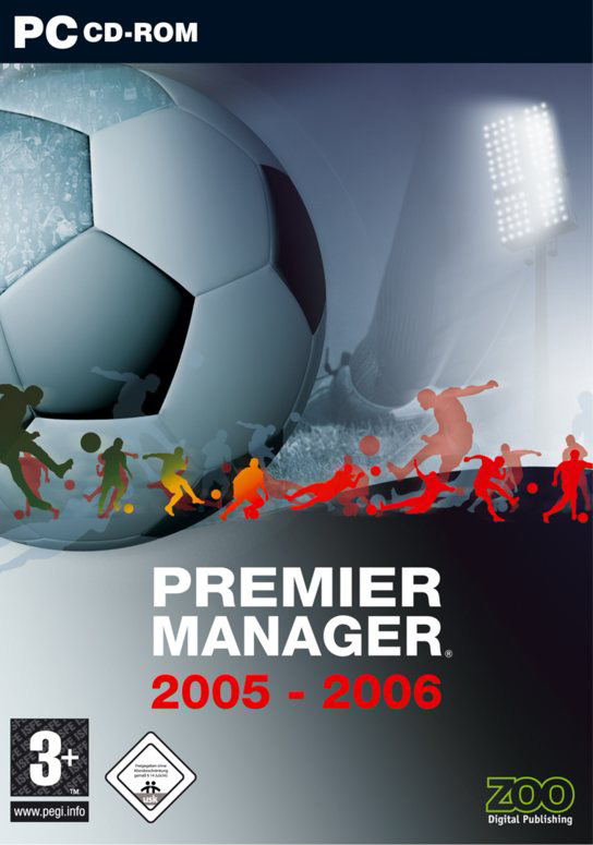Premier Manager 2005 for PC