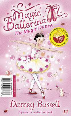 Magic Ballerina - The Magic Dance/ Kitten Chaos by Darcey Bussell image