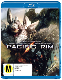 Pacific Rim on Blu-ray
