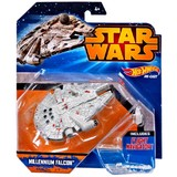 Star Wars Hot Wheels Starships - Millennium Falcon