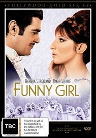 Funny Girl on DVD
