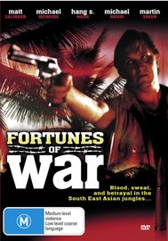 Fortunes of War on DVD
