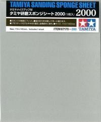 Tamiya: Sanding Sponge - P2000