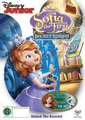 Sofia The First - The Secret Library on DVD
