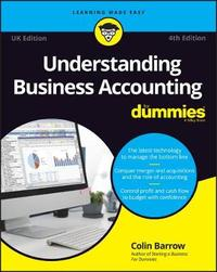 Understanding Business Accounting For Dummies - UK by Colin Barrow