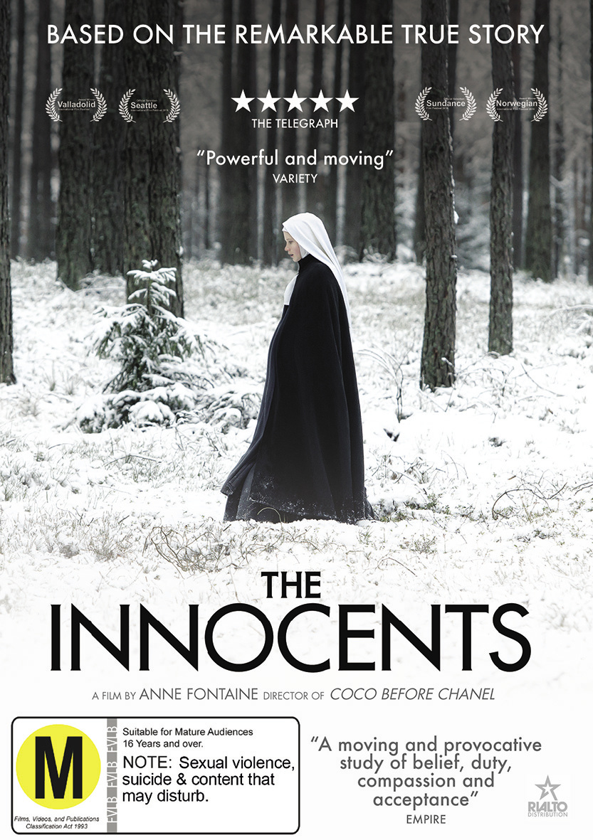 The Innocents on DVD image