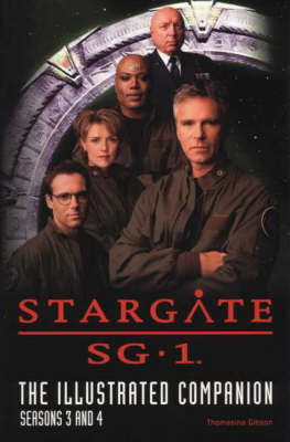 Stargate SG-1 by Thomasina Gibson