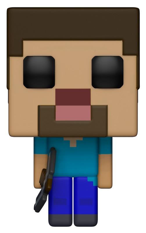 Minecraft: Steve - Pop! Vinyl Figure