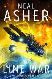 Line War by Neal Asher
