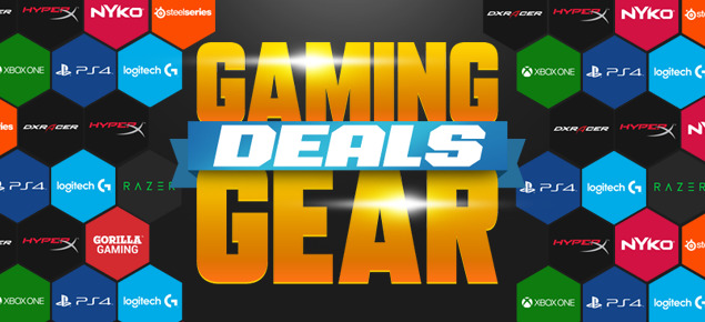 Gaming Gear deals!