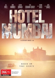 Hotel Mumbai on DVD