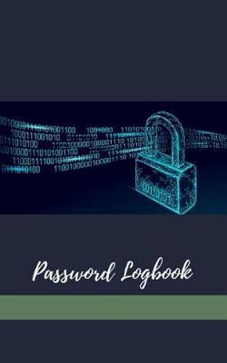 Password Logbook by Tidda Notebooks