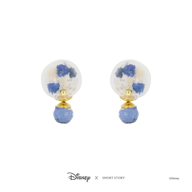 Short Story: Disney Bubble Earring - Cinderella