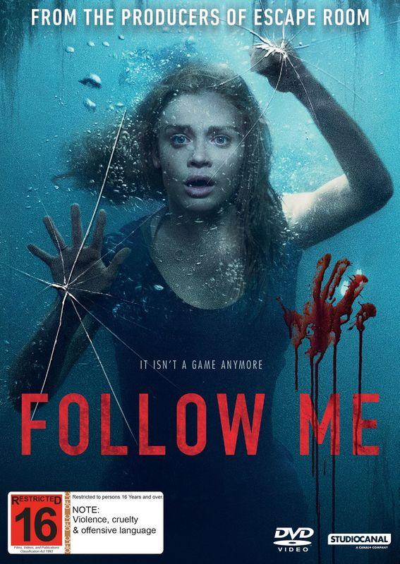 Follow Me (2020) on DVD