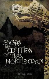 Sagas and Myths of the Northmen by Jesse L. Byock image