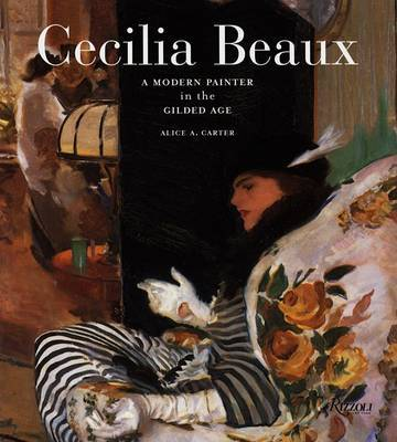 Cecilia Beaux by Alice Carter image