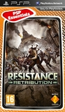Resistance: Retribution (Essentials) for PSP